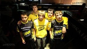 Natus Vincere - Ukranian CS:GO and LoL pro eSports team