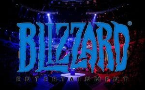 Blizzard eSports supporter of Overwatch, StarCraft II and Warcraft