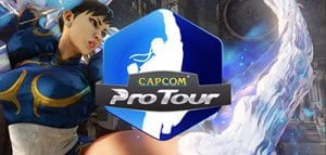 Capcom eSports supporter