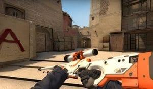CS:GO weapon skins underground betting markets
