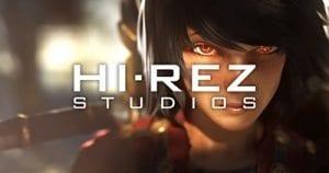 Hi-Rez Studios eSports supporter
