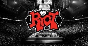 Riot Games eSports supporter