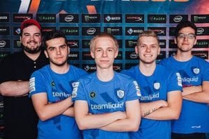 Team Liquid eSports StarCraft II pro team