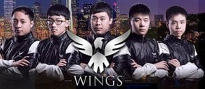 Wings Gaming eSports team