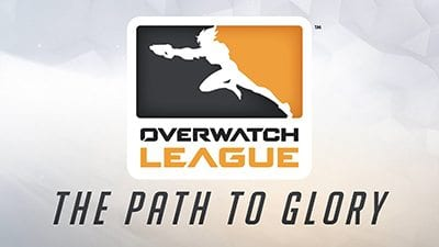 Overwatch League eSports by Blizzard