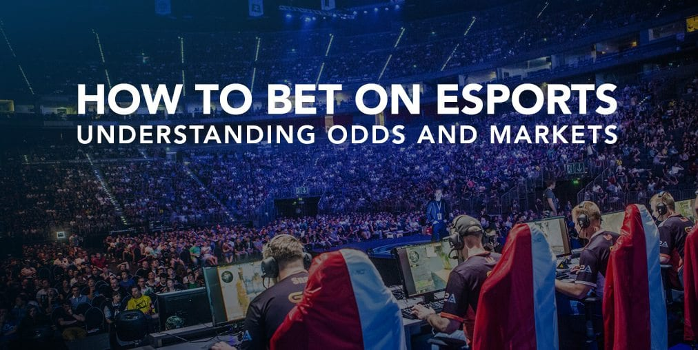 How to bet on eSports online guide