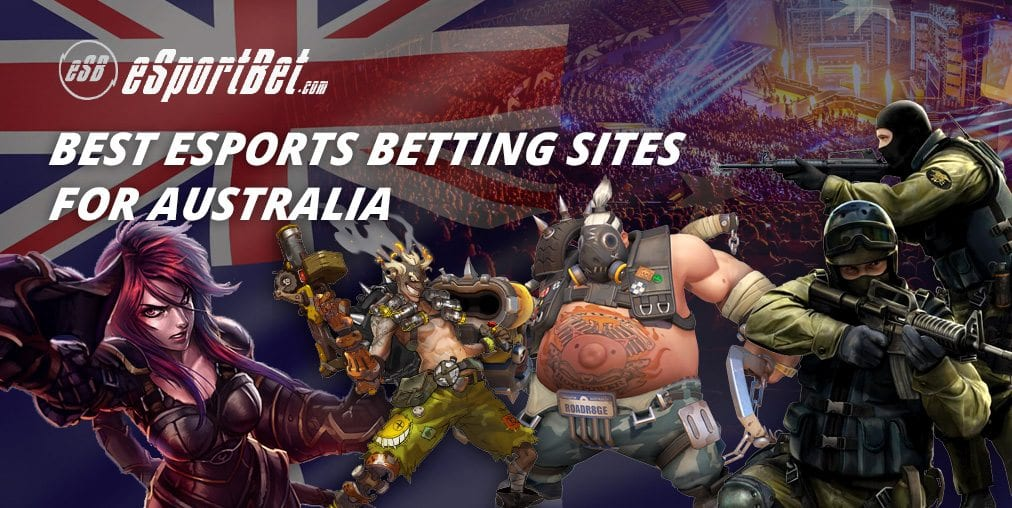 Online sportsbooks with esports for Australian bettors