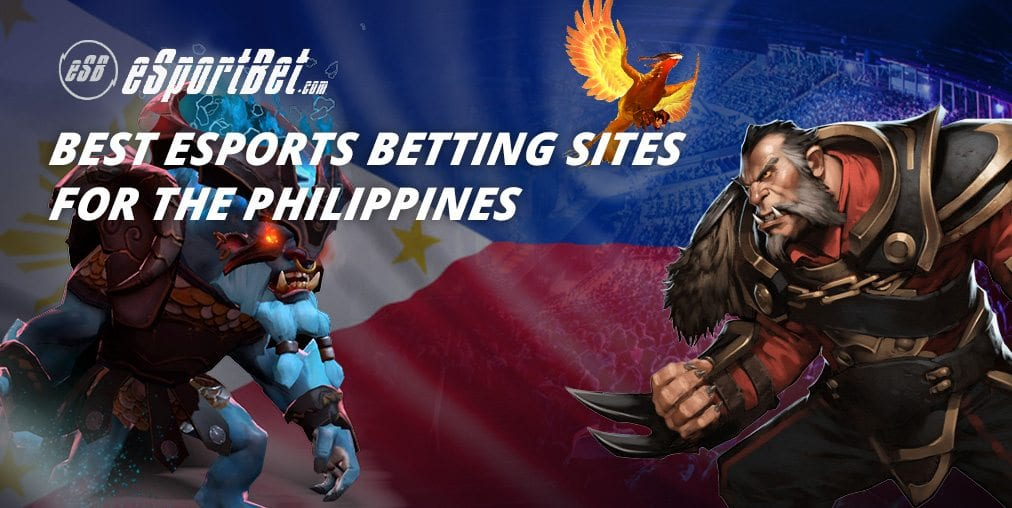 Online sportsbooks with esports for Philippines bettors