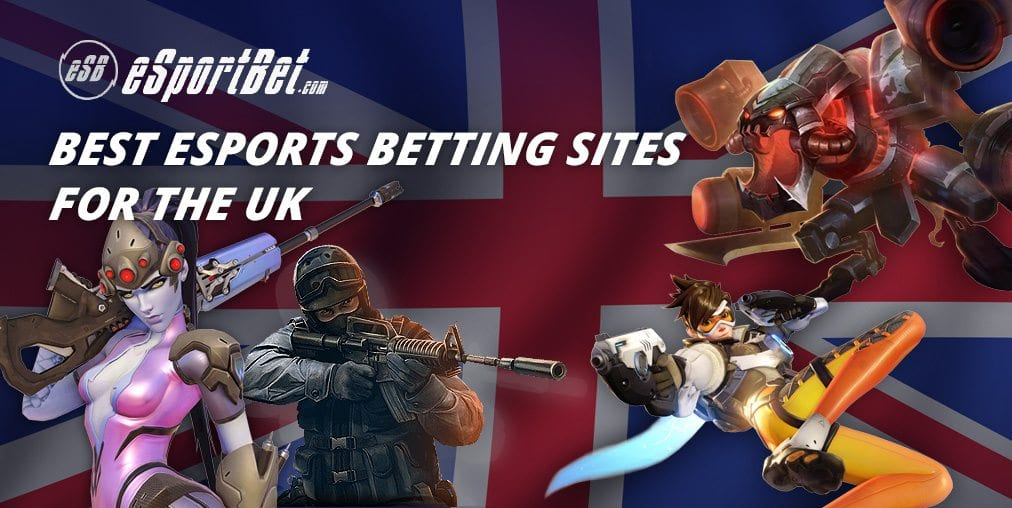 Regulated online sportsbooks with esports markets for UK bettors