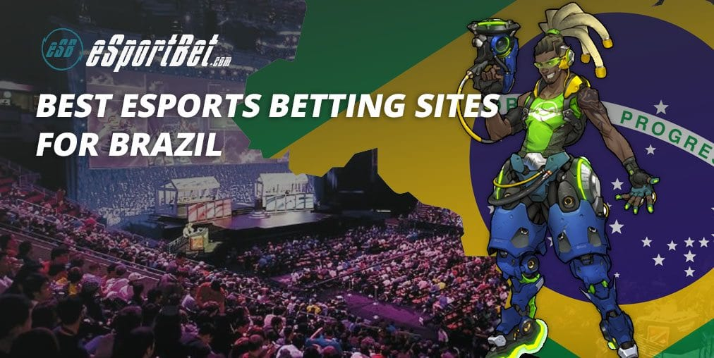 Online sportsbooks with esports for Brazil bettors