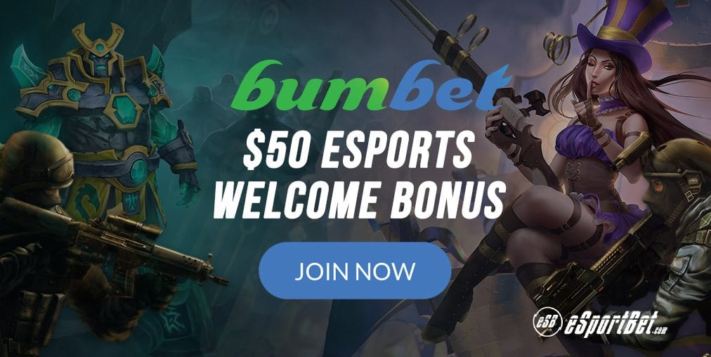 Bumbet online esports betting site review