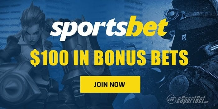 Sportsbet esports betting site review