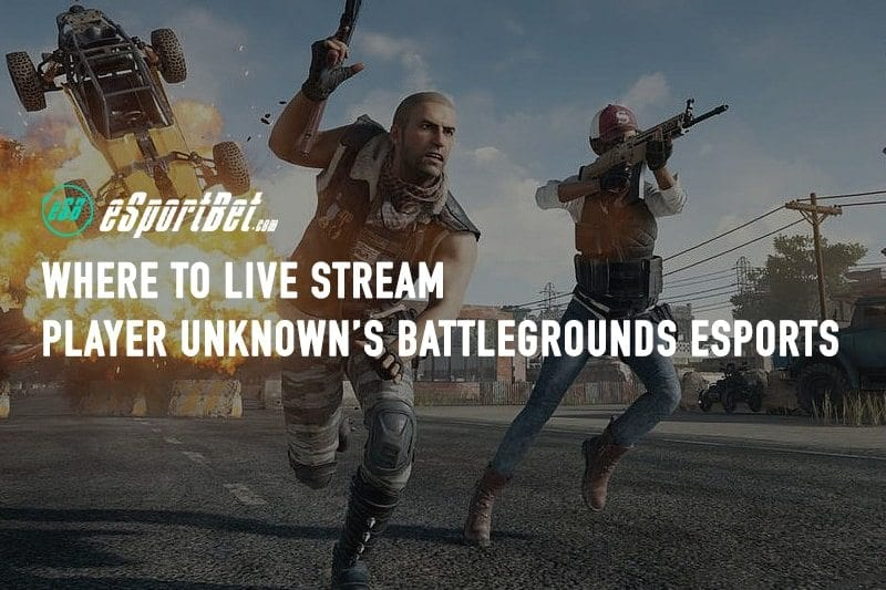 Where to watch PlayerUnknown's Battlegrounds live streams