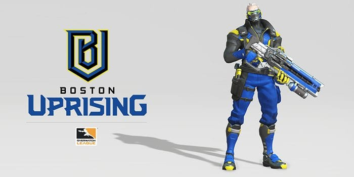 Boston Uprising esports power rankings