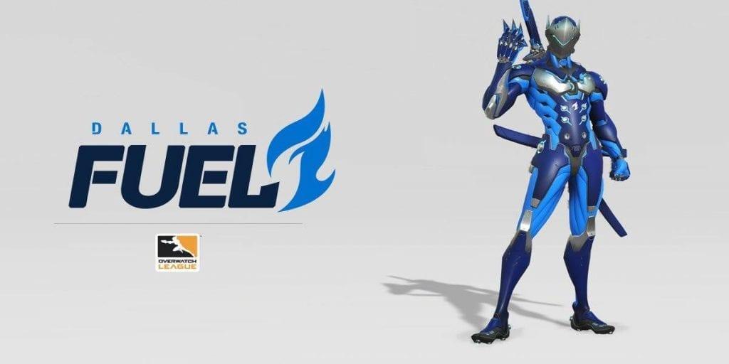 Dallas Fuel OWL