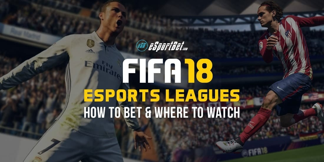 FIFA esports betting