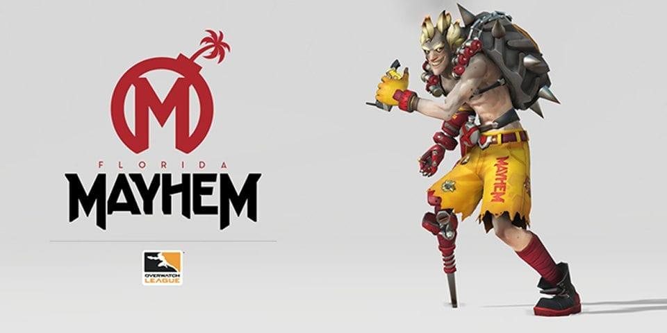Florida Mayhem esports power rankings OWL