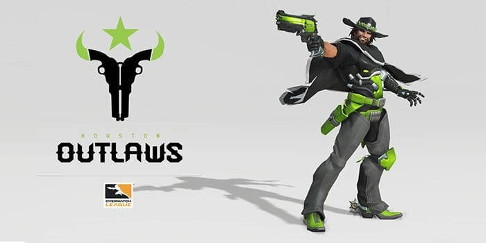 Houston Outlaws esports power rankings