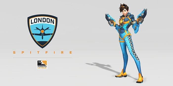 London Spitfire esports power rankings
