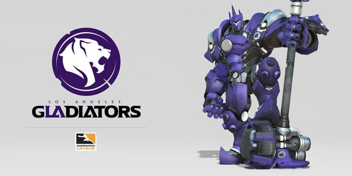 Los Angeles Gladiators OWL