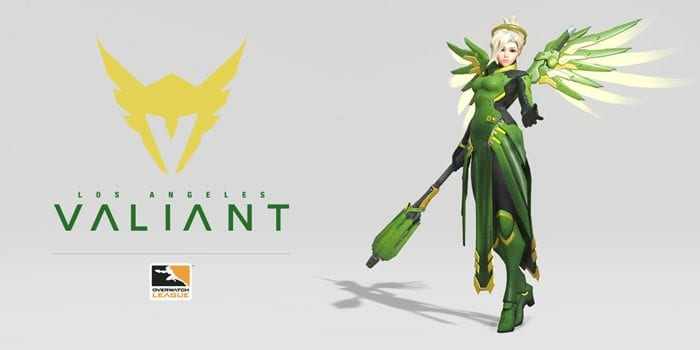 Los Angeles Valiant OWL