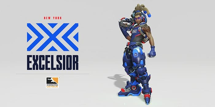 New York Excelsior OWL