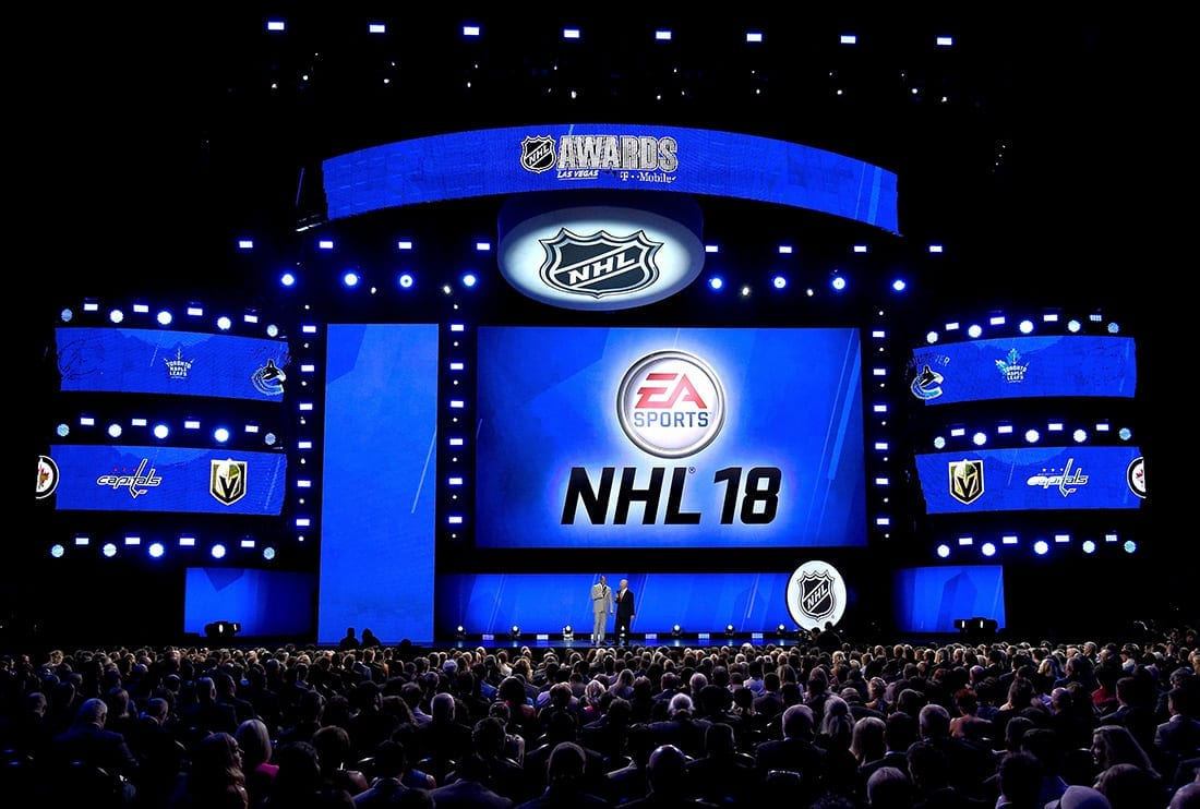 NHL 18 esports league
