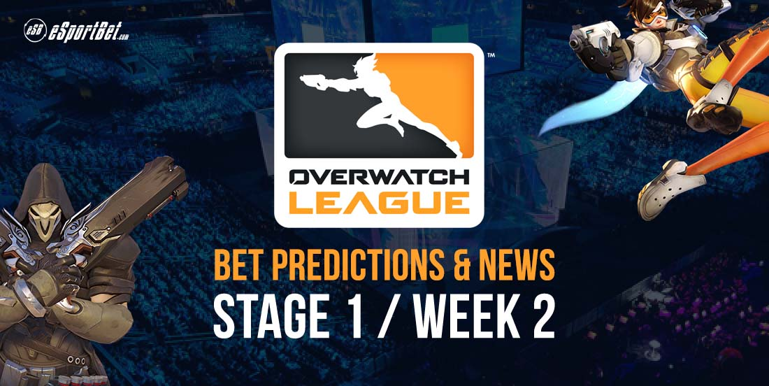 Overwatch League Betting