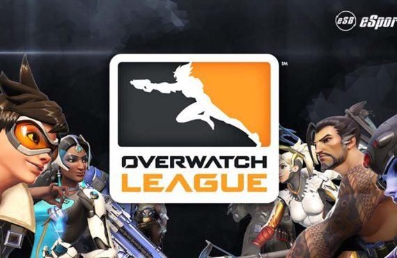 Overwatch League power rankings