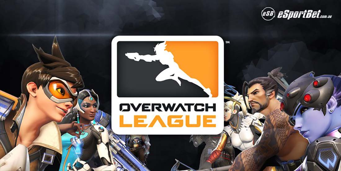betting on overwatch league