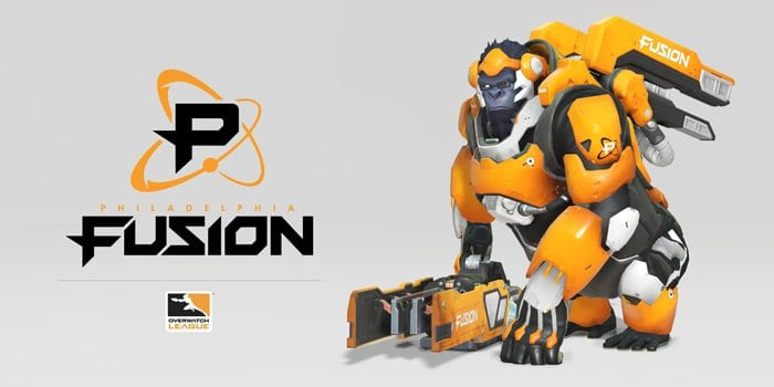 Philadelphia Fusion esports power rankings OWL