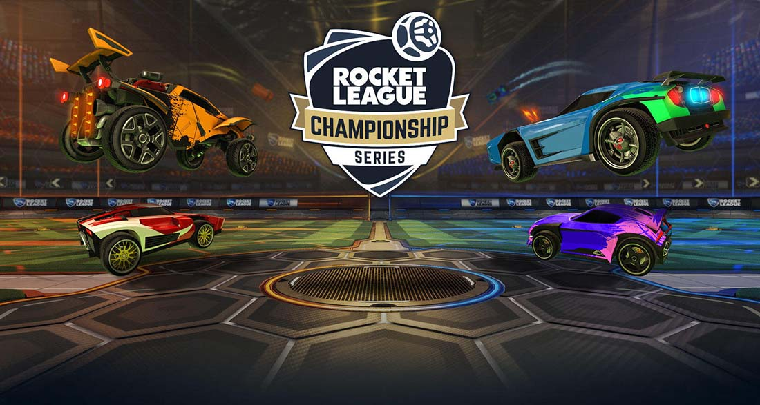 RLCS esports league Psyonix