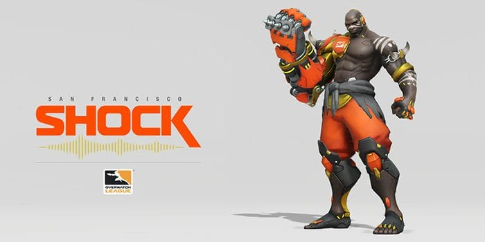 San Francisco Shock esports OWL