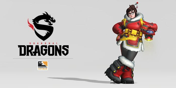 Shanghai Dragons esports power rankings OWL