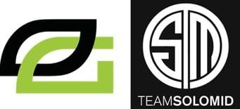Optic Gaming Team SoloMid betting odds