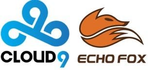 Cloud 9 v Echo Fox Spring SPlit