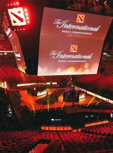 The International - Dota 2 esports