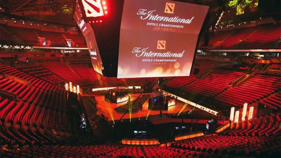 The International - Dota 2 esports