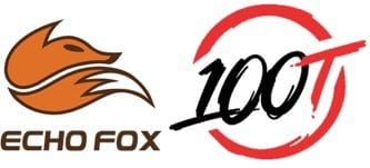 Echo Fox v 100T esports NA LOL