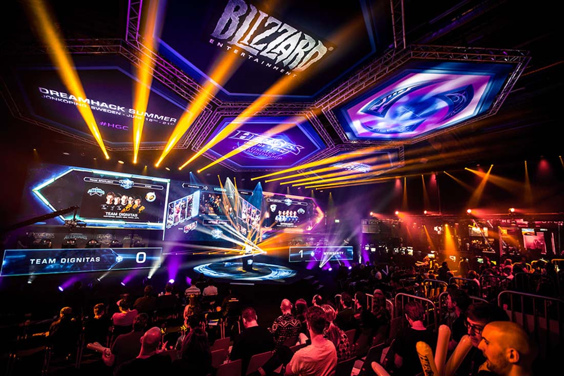 Heroes of the Storm Global Championship Circuit