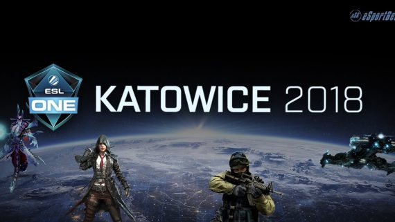 Katowice Starcraft II 2018 esports betting