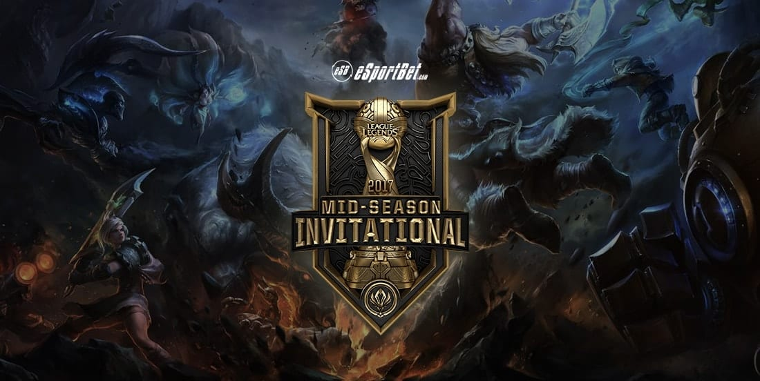 LOL MId Season invitational 2018