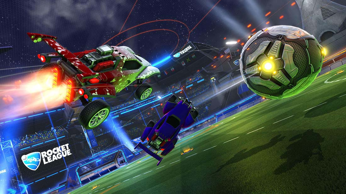 Rocket League esports how to watch online for free