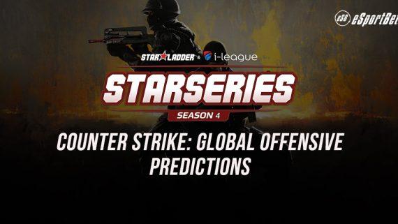 Starseries CS predictions 2018