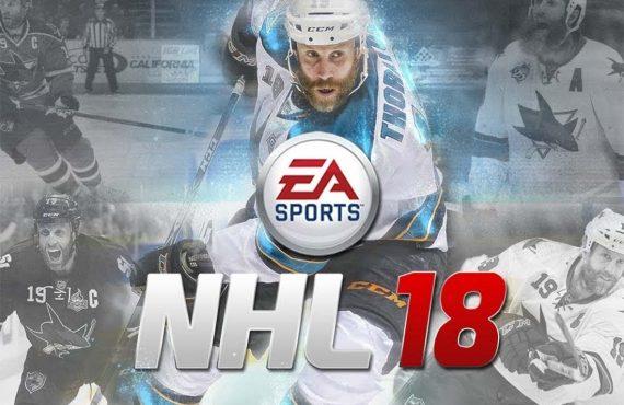 NHL 2018 World Championships Hockey esports