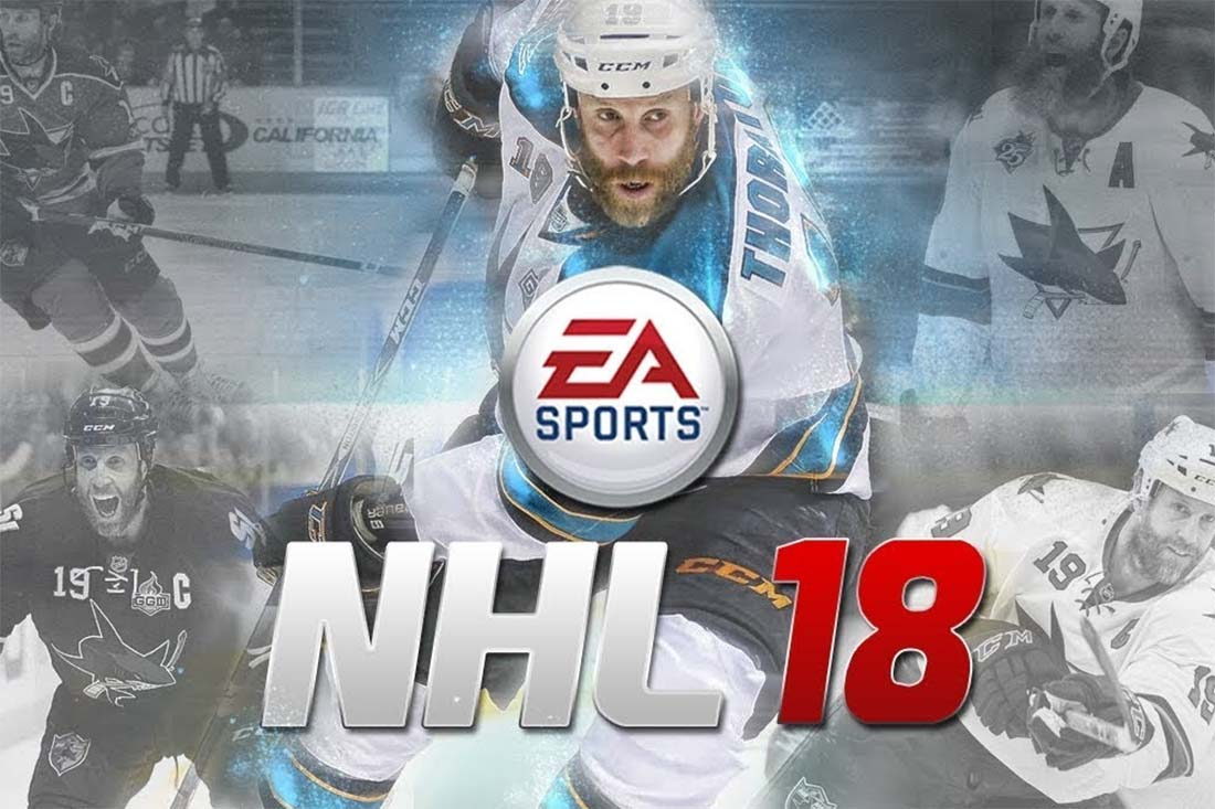 NHL 2018 World Championships Hockey esports