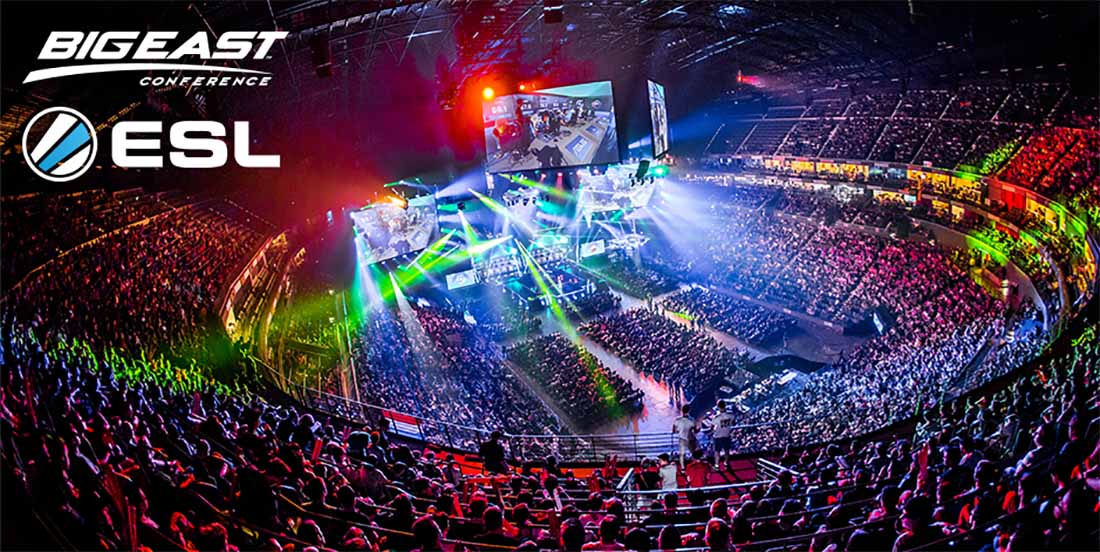 Big East is being powered by ESL