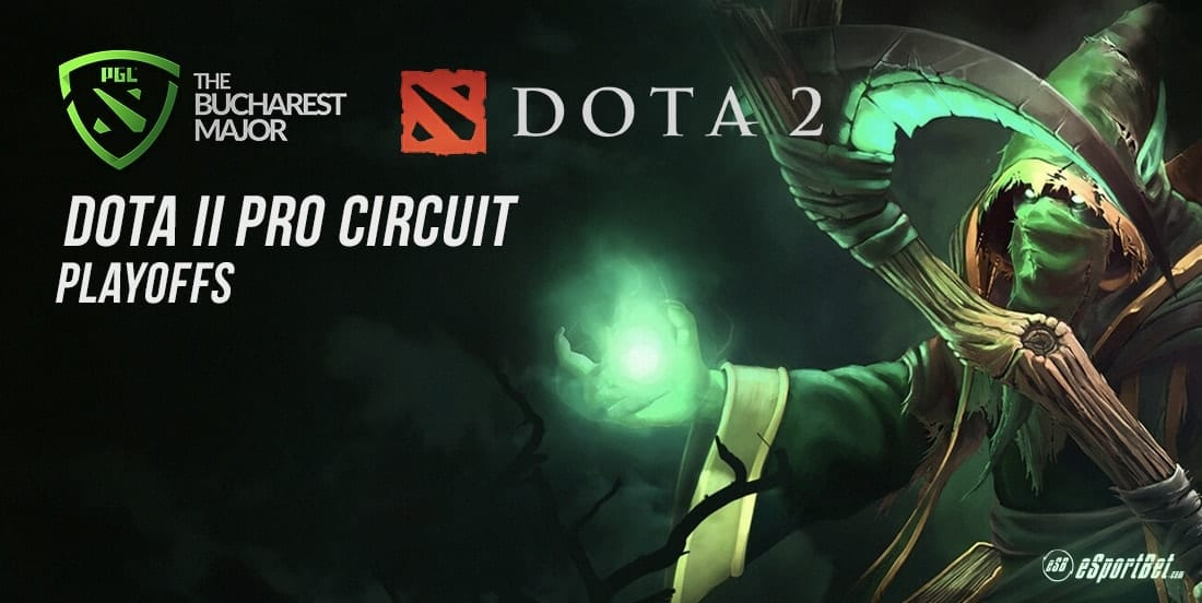 Dota 2 Bucharest Major 2018
