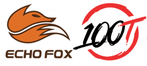 Echo Fox V 100 Thieves