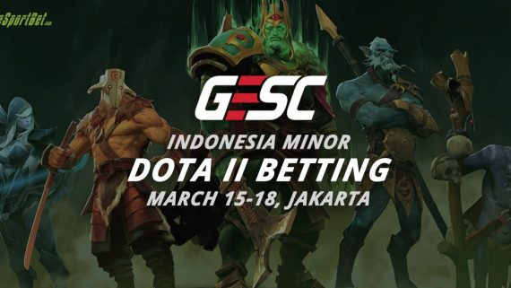 Dota 2 betting Indonesia Minor